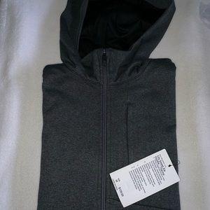 lululemon athletica Shirts - Lululemon city swear zip hoodie * thermo